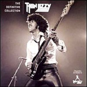 Thin Lizzy - The Definitive Collection cover art