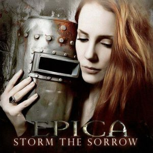 Epica - Storm the Sorrow cover art