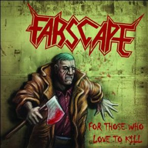 Farscape - For Those Who Love to Kill cover art