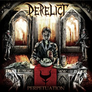 Derelict - Perpetuation cover art