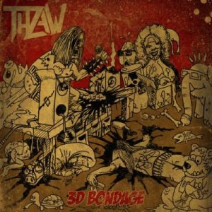 Thraw - 3D Bondage cover art