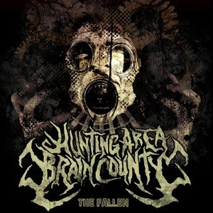 Hunting Area Brain County - The Fallen cover art