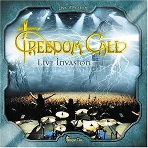 Freedom Call - Live Invasion cover art