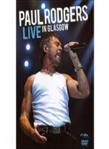 Paul Rodgers - Live in Glasgow cover art