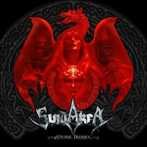 Suidakra - Eternal Defiance cover art