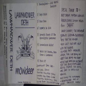 Lawnmower Deth - Mowdeer cover art