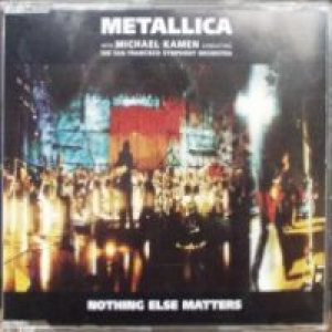 Metallica - Nothing Else Matters (S&M version) cover art