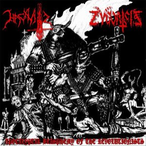 Zygoatsis / Hacavitz - Apocalyptik Blasphemy of the Revolutionists cover art