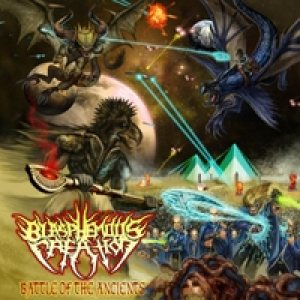 Blasphemous Creation - Battle of the Ancients cover art