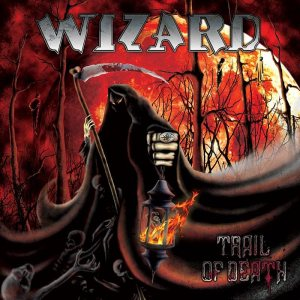 Wizard - Trail of Death cover art