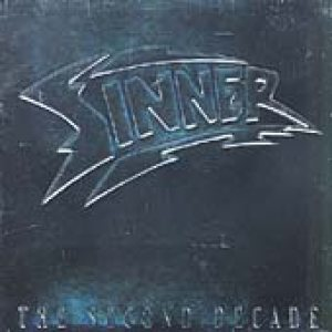Sinner - The Second Decade cover art