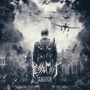 Pessimist - Death from Above cover art