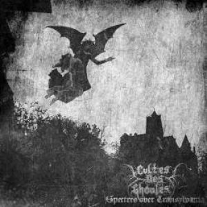 Cultes des Ghoules - Spectres over Transylvania cover art