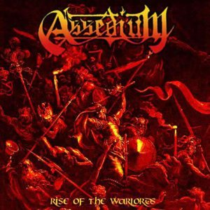Assedium - Rise of the Warlords cover art