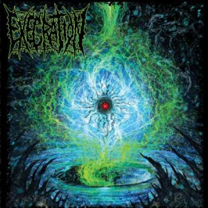 Execration - The Acceptance of Zero Existence cover art