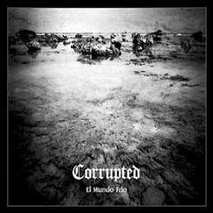 Corrupted - El mundo frio cover art