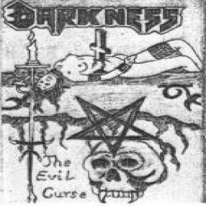 Darkness - The Evil Curse cover art
