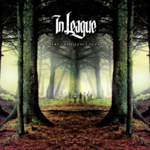 In League - Where the Silence Is Easy cover art