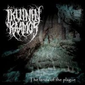 Ikuinen Kaamos - The Lands of the Plague cover art