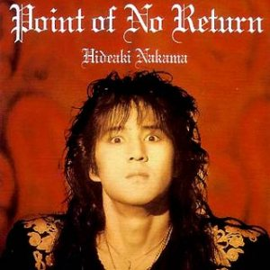 Hideaki Nakama - Point of No Return cover art