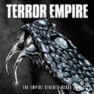 Terror Empire - The Empire Strikes Black cover art