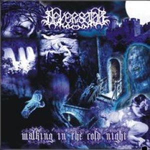Neversatan - Walking in the Cold Night cover art