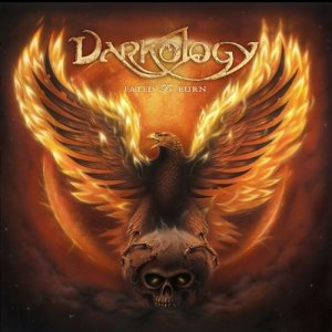 Darkology - Fated to Burn cover art