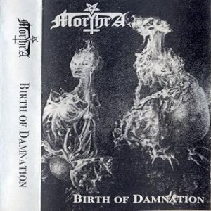 Morthra - Birth of Damnation cover art