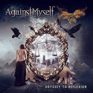 Against Myself - Odyssey to Reflexion cover art