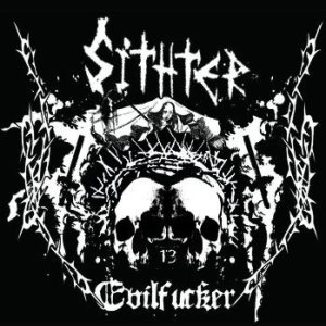 Sithter - Evilfucker cover art
