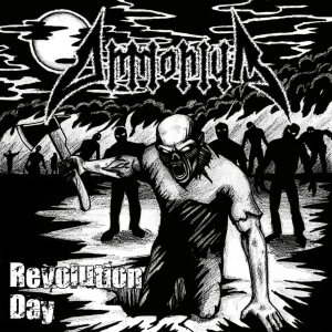 Ammonium - Revolution Day cover art