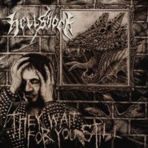 Hellshock - They Wait for You Still cover art