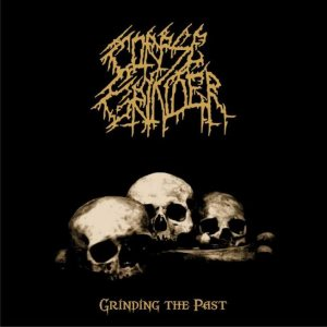Corpse Grinder - Grinding the Past cover art