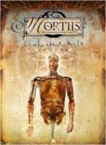Mortiis - Soul in a hole cover art
