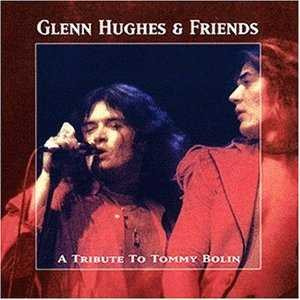 Glenn Hughes - A Tribute to Tommy Bolin cover art