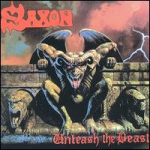 Saxon - Unleash the Beast cover art
