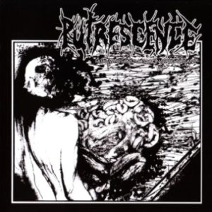 Putrescence - Fatal White Pustules upon Septic Organs cover art