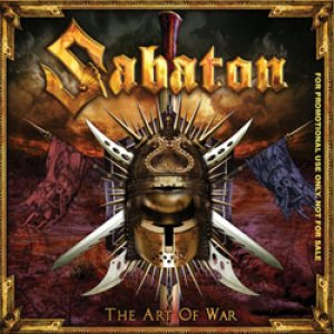 Sabaton - The Art of War cover art