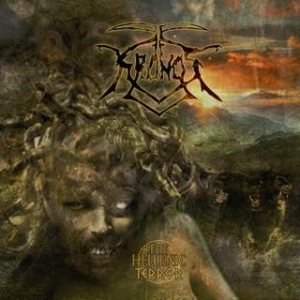 Kronos - The Hellenic Terror cover art
