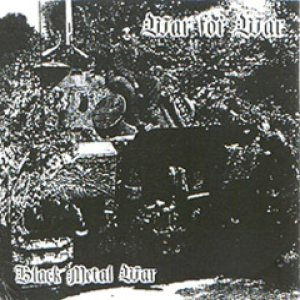 War for War - Black Metal War cover art
