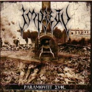 Impiety - Paramount Evil cover art