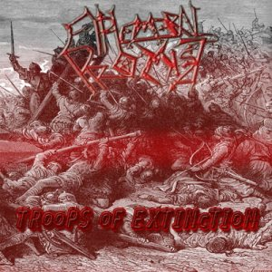Ephemeral Promise - Troops of Extinction cover art