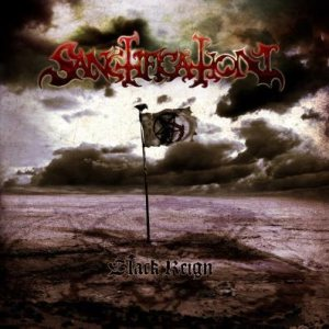 Sanctification - Black Reign cover art