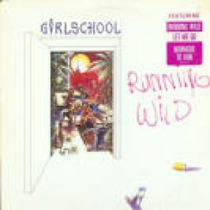 Girlschool - Running Wild cover art
