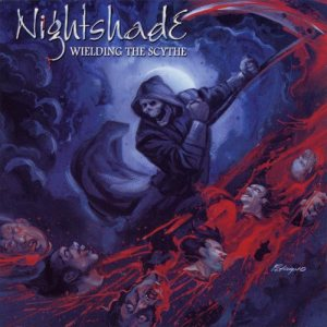 Nightshade - Wielding the Scythe cover art