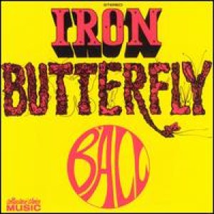 Iron Butterfly - Ball cover art