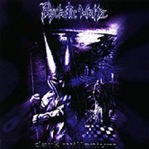 Psychotic Waltz - Dark Millenium cover art