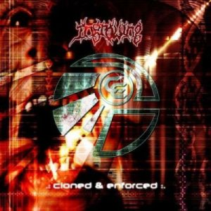 Ingrowing - Cloned & Enforced cover art