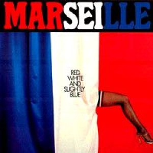 Marseille - Red White and Slighty Blue cover art