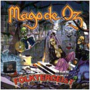 Mago De Oz - Folktergeist cover art